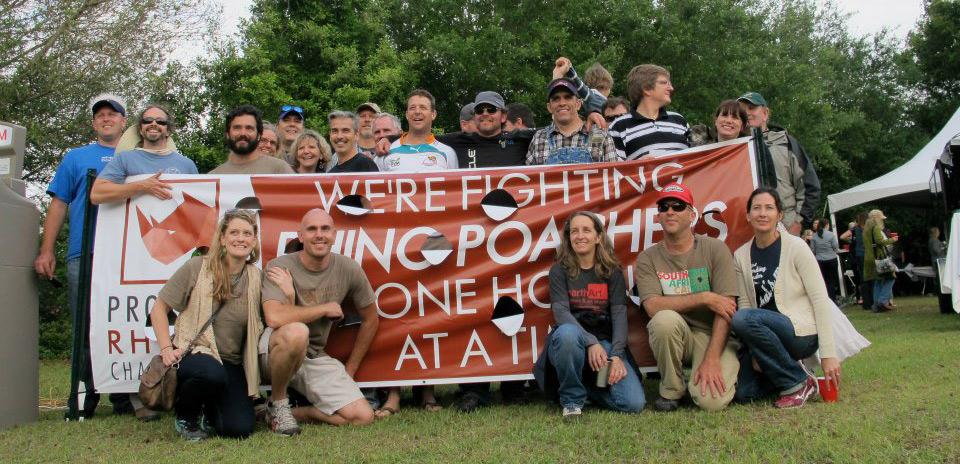 Project Rhino Charleston Group Photo